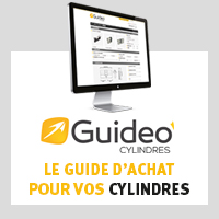 Guideo cylindre